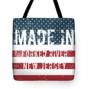 Made In Forked River, New Jersey Tote Bag