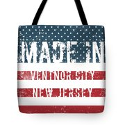 Made In Ventnor City, New Jersey Tote Bag