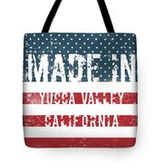 Made In Yucca Valley, California Tote Bag