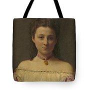 Mademoiselle De Fitz-james Tote Bag