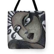 The Look Of Love Tote Bag