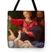 Madonna Of Loreto Tote Bag