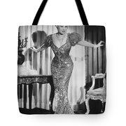 Mae West (1892-1980) Tote Bag