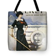 Magazine Cover, 1913 Tote Bag