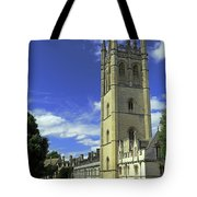 Magdalen Tower Tote Bag