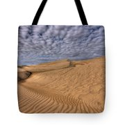 Magic Of The Dunes Tote Bag