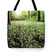 Magical Garden Tote Bag