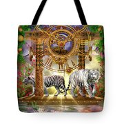 Magical Moment In Time Tote Bag
