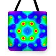 Magnetic Monopole Tote Bag