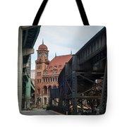 Main Street Station - Richmond Va Tote Bag