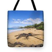 Makena, Changs Beach Tote Bag