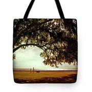 Mandeville Lakefront Tote Bag