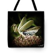 Mantis 22 Tote Bag