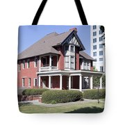 Margaret Mitchell House In Atlanta Georgia Tote Bag