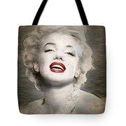 Marilyn Monroe Portrait Tote Bag
