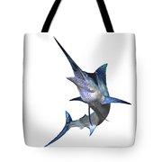 Marlin Tote Bag