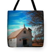 Marsh Berea Church Tote Bag