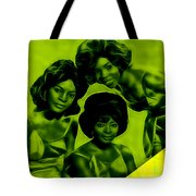 Martha And The Vandellas Collection Tote Bag