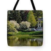 Mary Baker Eddy Memorial Tote Bag