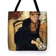 Mary Cassatt  Tote Bag