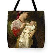 Maternal Admiration Tote Bag