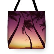 Maui Palms Tote Bag