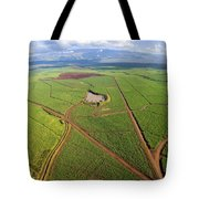 Maui Sugar Cane Tote Bag