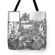 Maximilian I 1459-1519 Tote Bag