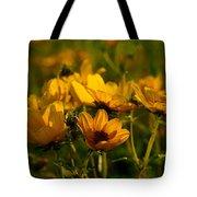 Maximilian Sunflowers Tote Bag