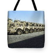 Maxxpro Mine Resistant Ambush Protected Tote Bag by Stocktrek Images
