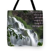 May Each New Day Bring... Tote Bag