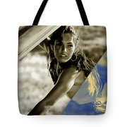 Megan Fox Collection Tote Bag