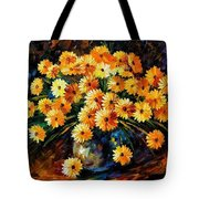 Melody Of Beauty Tote Bag