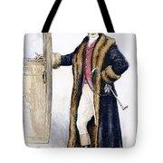 Mens Fashion, 1894 Tote Bag
