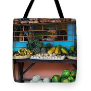 Mercado Ataco Tote Bag