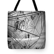 Mercury Program, Mastif Astronaut Tote Bag
