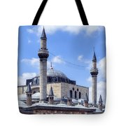 Mevlana Museum Konya - Turkey Tote Bag