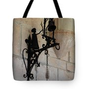 Miami Monastery Bell Tote Bag