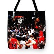 Michael Jordan Soft Touch Tote Bag