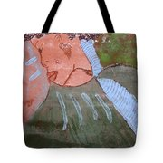 Michelle - Tile Tote Bag