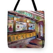 Mickey's  Tote Bag