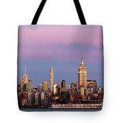 Midtown Manhattan Tote Bag