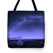 Milky Way Heaven Tote Bag