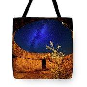 Milky Way Tote Bag by Okan YILMAZ