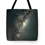 Milky Way With Mars Tote Bag