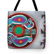 Mimbres Inspired #1a Tote Bag