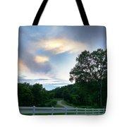 Minnesota Valley Sunset Tote Bag