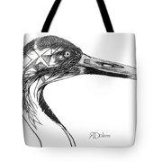 Miracle Bird Tote Bag