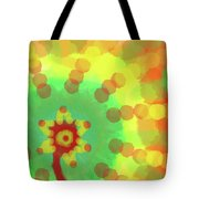 Sunflakes  Tote Bag