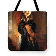 Miss Mary Kirkpatrick Brunton Tote Bag